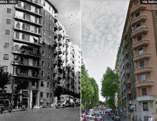 Via Satrico (ieri e oggi)
