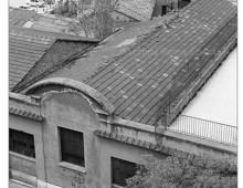 Il polo industriale nella zona di via Assisi