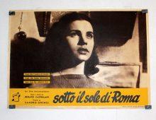 """I film girati nel quartiere: """"Sotto il sole di Roma"""""""
