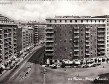 Piazza Tuscolo … e dintorni