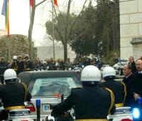 I funerali di Alberto Sordi a San Giovanni