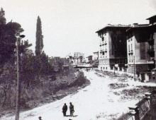 Villa Fiorelli e dintorni (ieri e oggi)