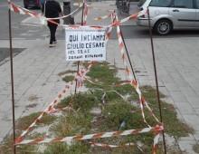 """Viale Furio Camillo, buca """"millenaria"""""""