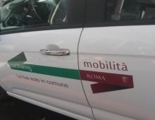 Car sharing, tre nuovi parcheggi nel Municipio VII