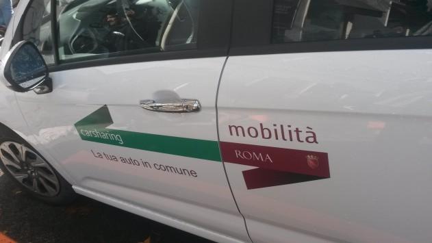 Car-Sharing-Roma
