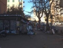 Via Tuscolana: edicola o emporio?