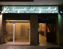 "Via Virginia, ""La locanda del macellaio"""