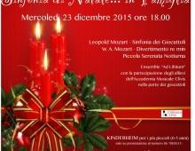 """Circonvallazione Appia, """"Sinfonia di Natale"""""""