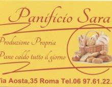 """Via Aosta, il nuovo panificio """"Sara"""""""