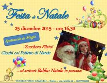 Teatro Furio Camillo, 25 dicembre