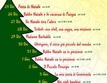 """Teatro Furio Camillo, """"la città del Natale"""""""