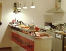 """Via Manlio Capitolino, si rinnova la libreria """"Mangiaparole"""""""