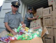 Sequestrati giocattoli contraffatti pronti per la distribuzione