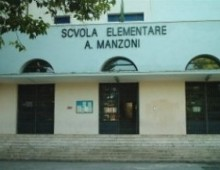 Scuola materna A. Manzoni: sfiorata la tragedia, crolla il controsoffitto