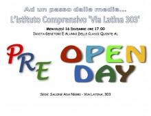 "Via Latina 303, Open Day ""Ada Negri"""