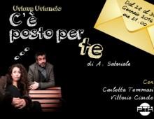 "Teatro Kopò: ""C'è posto per te!"""