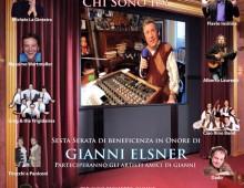 Brancaccio: serata di beneficenza per Gianni Elsner