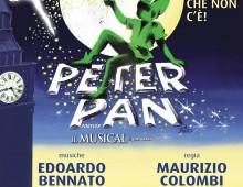 """Teatro Brancaccio, slitta il """"Peter Pan"""" di Bennato"""