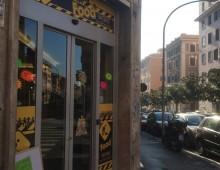 "Via La Spezia, ""Food in progress"""