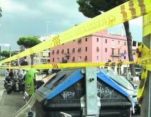 Pulizia via Appia, attenti alle multe