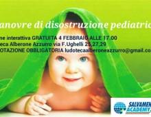 Via Ughelli, Manovre di disostruzione pediatrica