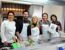 Cucina d'autore in via Mario Menghini