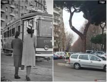 Piazza Zama e dintorni (ieri e oggi)