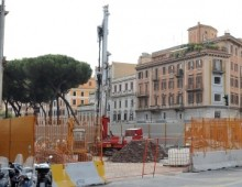 Metro C Roma opera più lenta dopo la Salerno-R. Calabria
