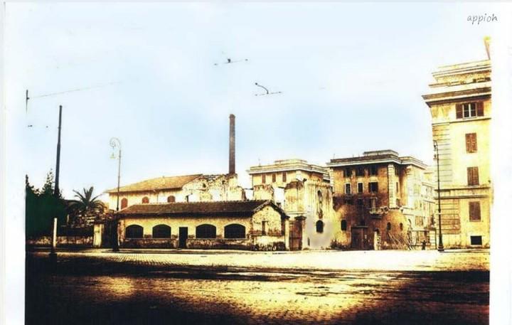 Piazza Alberone 1925