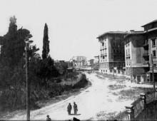 Villa Fiorelli, l'ex Vigna Costantini