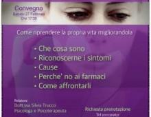 """Via La Spezia: a """"Mentecorpo"""" incontro sull'ansia"""