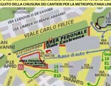 Pedonalizzazione: si torna a parlare di via La Spezia
