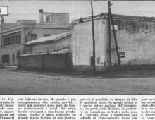 Lo sviluppo delle attività produttive del IX municipio dai primi del 900