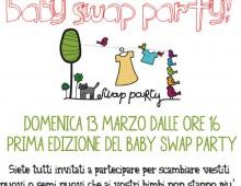 Via Lucrezia Romana, Baby Swap Party