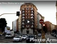 Roma nei film ieri e oggi