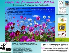 Caffarella, festa di primavera