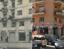 Via Genzano (ieri e oggi)
