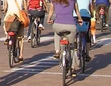 """Parco degli Scipioni, """"Biciclettando"""""""