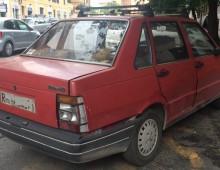 Una Fiat Duna nei nostri quartieri…