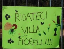 Villa Fiorelli: i lavori si sbloccano, apertura il 1 Maggio