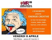 VII Municipio: Centri Anziani, energie creative
