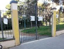Villa Fiorelli si allungano i tempi per la riapertura