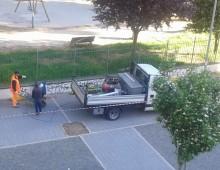 Villa Fiorelli, partono i lavori per la messa in sicurezza