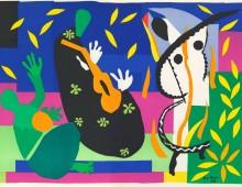 """Parco Appia Antica, """"Sei io fossi Matisse"""""""