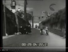La Pasquetta all' Appio nel 1948 (Istituto Luce)