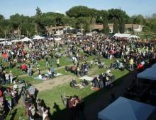Parco degli Acquedotti, festa del 25 aprile