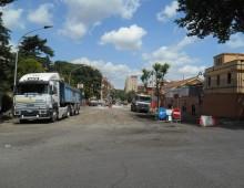 Riapre via Imera, i miracoli pre elezioni