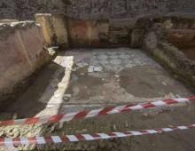 Metro C: emerge caserma romana a San Giovanni