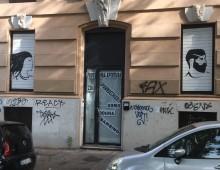 Via Carlo Felice: nuovo parrucchiere