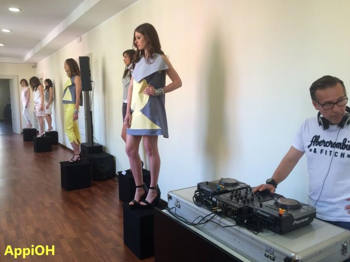 Accademia del design free evento di fine anno con mostre for Scuola di moda roma